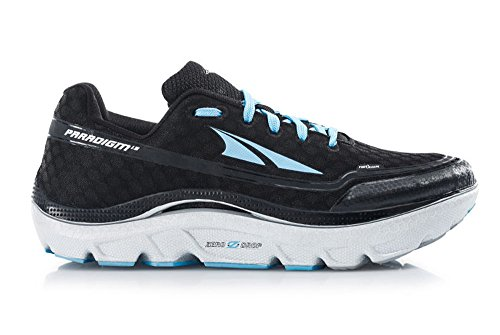 Altra Footwear Women's Paradigm 1.5,Black/Blue,US 6 D