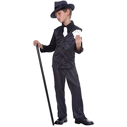 Gangster Boy Kids Costume