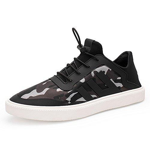 Chaussures Feifei Multiple Résistant De Loisirs Plaque Noir Uk7 Pour Hommes Noir Choix Mode couleur 5 L'usure 8 À Taille Chaussures 41 taille Eu Cn42 De qEwrEZ
