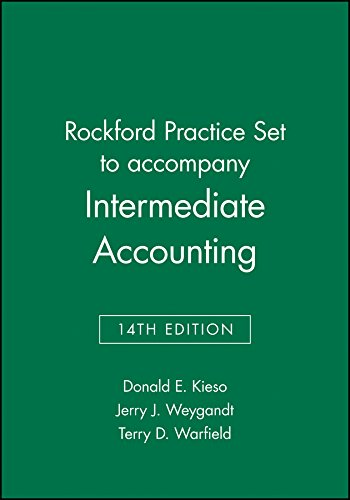 Rockford Practice Set to accompany Intermediate...