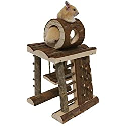 Rosewood Boredom Breaker Small Animal Activity Climbing Tower