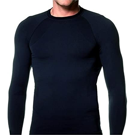 KD Willmax Compression Full Sleeve Plain Athletic Fit Multi Sports Inner Wear Men at amazon