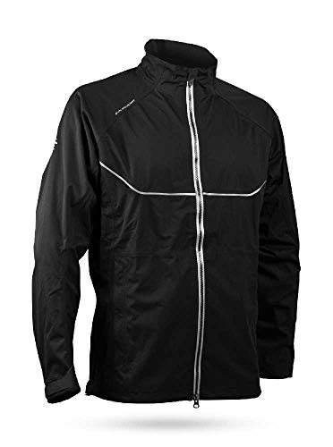 Sun Mountain 2019 Mens' Tour Series Golf Jacket Black Large ()