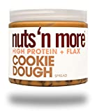 Nuts 'N More was developed by a fitness enthusiast who was looking to ditch the traditional bland protein sources in search of better tasting alternatives for getting more protein into their diet. Most nut butters can be chunky and hard, but Nuts 'N ...