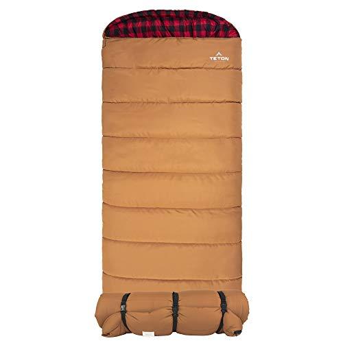 TETON Sports Deer Hunter Sleeping Bag; Warm and...