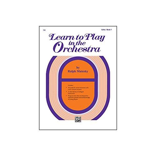Descargar Libro Alfred 00-769 Aprende A Tocar En La Orquesta-book 1 - Music Book Desconocido