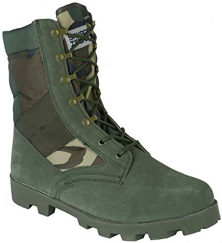 Militari Island Camo Savage Verde Stivali ZR5qnwBw