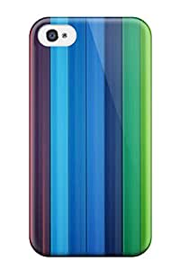 Iphone 4/4s Case Cover Skin : Premium High Quality Colorful Case