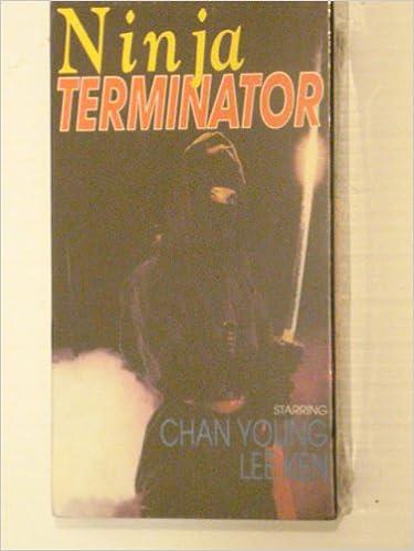 Ninja Terminator: VHS video movie: Lee Ken, Sze Ming ...