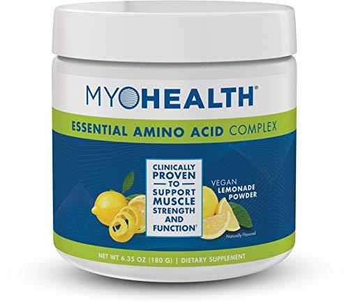 MyoHealth Essential Amino Acid Complex Lemonade Powder (30 Servings)