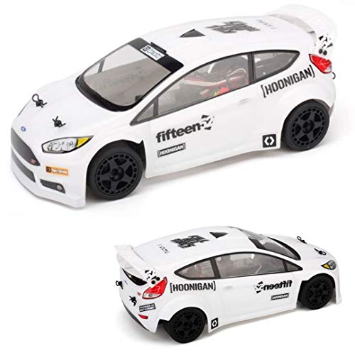 HPI Racing 114446 2014 Ford Fiesta Body (140mm) Micro - Micro Hpi Racing