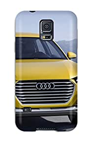 RBLReJe29868fndhS Tpu Phone Case With Fashionable Look For Galaxy S5 - Audi Concept 24