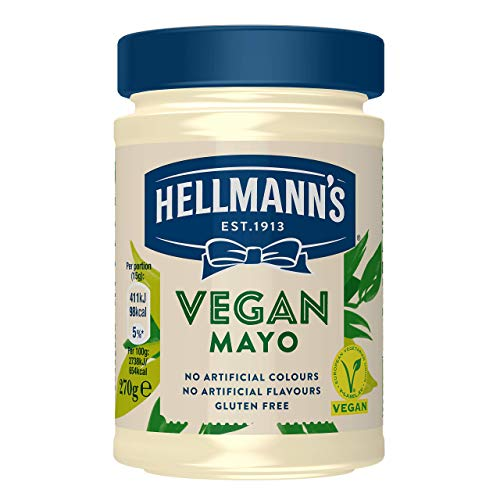 Hellmann's, Vegana Mayonaise, Vegan, 280 ml