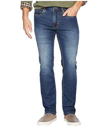 (Tommy Bahama Belize Vintage Jeans Men's Jeans (Indigo Wash, 38 X 32))