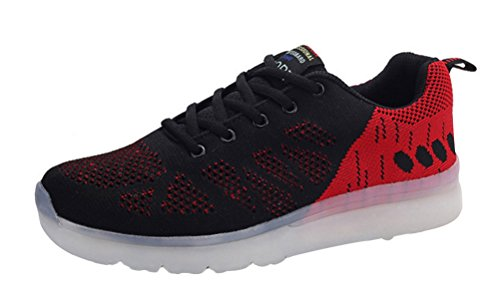 tmates-mens-light-up-led-shoes-breathable-knit-mesh-light-up-usb-charging-flashing-sneakers-7-bmusbl