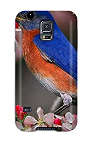 Premium Galaxy S5 Case - Protective Skin - High Quality For Bluebird