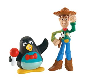 Amazon.com: Toy Story Color Splash Buddies Hat Tip Woody ...