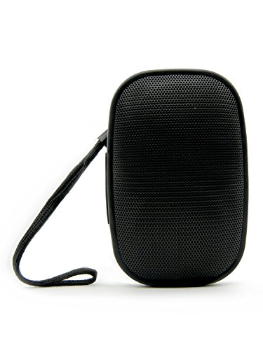 Bluetooth Speaker Waterproof - Black Portable Chargable SD Card AUX FM Radio Microphone Apple Iphone 4/5/6/7/8/X Samsung Galaxy Sony Xperia Xiaomi Asus LG G4 G5 G6 Nokia HTC BlackBerry Motorola Huawei by Syrox (Image #2)