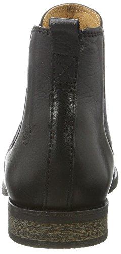 Apple of Eden Manon, Women's Chelsea Boots Schwarz (Black)