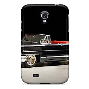 Cute Appearance Cover/tpu HlwpCyv3181VPyvY 1956 Lincoln Premiere Case For Galaxy S4
