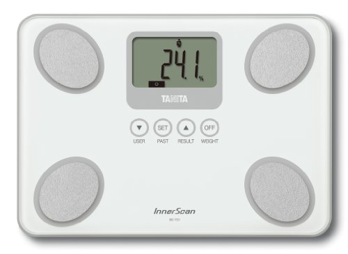 Tanita BC-731 White Inner Scan Body Composition Monitor by Tanita