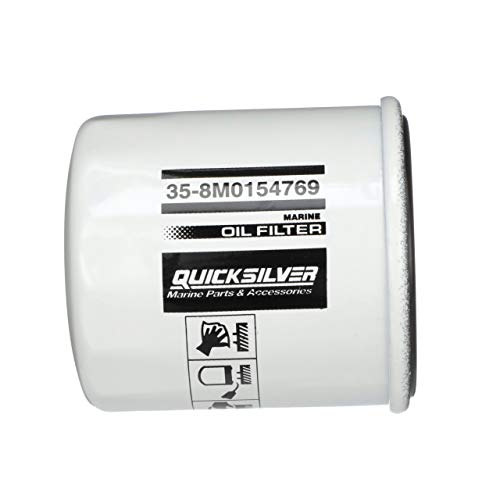 Quicksilver 8M0154769 Oil Filter