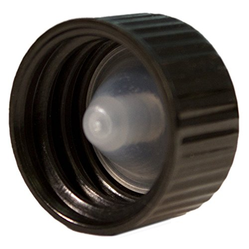 Phenolic Cone Lined Caps, Fits Bottle Neck Size 20/400 (Pack of ()