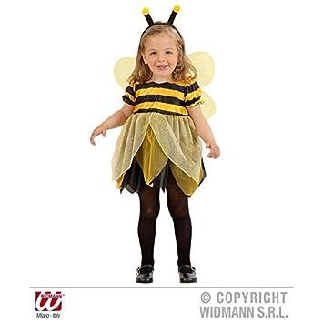 Super Süßes Gelb Schwarzes Bienen Bee Kostüm Für Kinder Kleid