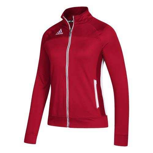 a449e6ca98dc Amazon.com  adidas Women s Climalite Utility Jacket  Clothing