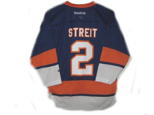 Mark Streit New York Islanders Blue NHL Infants Replica Jers