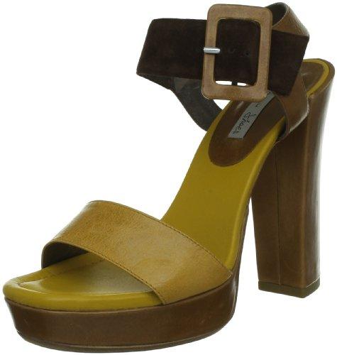 Tosca Blu Shoes Ss1310s182, Women's Sandals Jaune (C46 Senape)