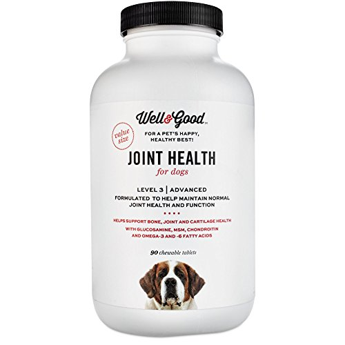 Well & Good Joint Support III Dog Tablets, 90 tablets