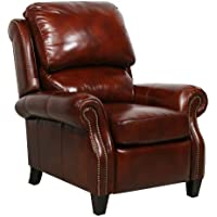 Barcalounger Churchill II Power Recliner in Art Burl
