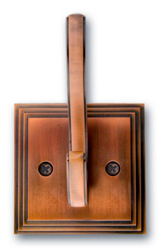 Amerelle 84HAC Steps Hook, Antique Copper - Contemporary Switchplate