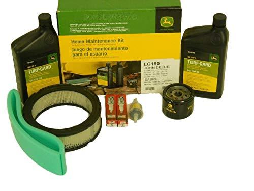 John Deere Original Equipment Filter Kit #LG190 (John Deere 9620)