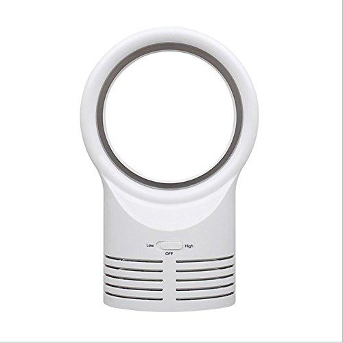 GLJ Leafless Fan Mini Fan Silent Small Fan USB Bladeless Safety Fan fan by GLJ