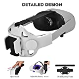 XIAOGE Elite Strap for Oculus Quest 2 with Head