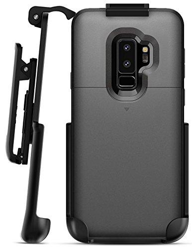 Encased Belt Clip Holster Compatible with Spigen Slim Armor CS Case - Galaxy S9 Plus (case not Included)