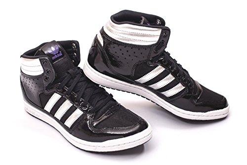 premium selection 43b2d 2793b adidas Decade Hi Sleek W, Damen Sneaker High-Tops Schwarz ...