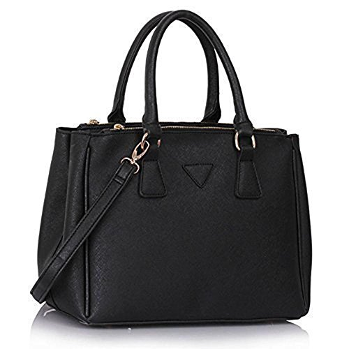 Ladies Leather Shoulder Bags Womens Handbags New Tote Designer Celebrity Fashion