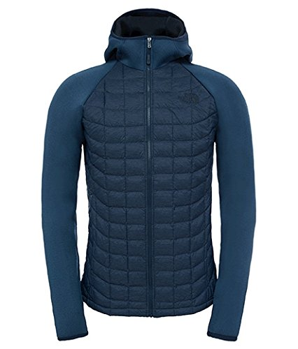 bf424172b7 The North Face Upholder Thermoball Hybrid Veste Homme,  Bleu/Urbnvstr/Urbnvh, FR : L (Taille Fabricant : L): Amazon.fr: Sports et  Loisirs