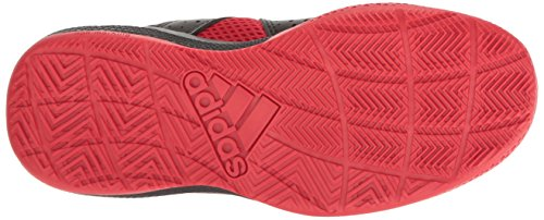 Pictures of adidas Kids' DT Bball Mid J Skate Shoe Black/White M US Big Kid 7