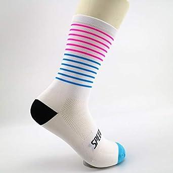 DASHUAIGE 5 pares de calcetines deportivos coloridos para ...