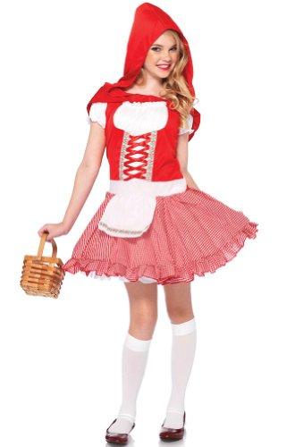 Lil Miss Red Child Costume - Medium