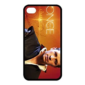 Custom Once Upon A Time Back case for iphone4,4S JN4S-340