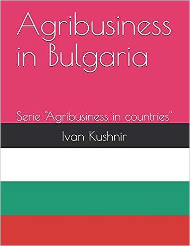 Agribusiness in Bulgaria