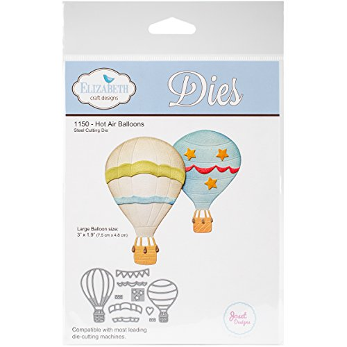 Hot Air Balloons--1150 (Air Dies)