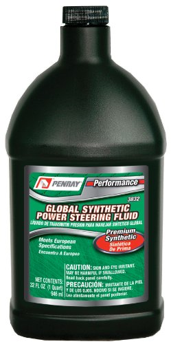 Penray 3832-6PK Global Synthetic Power Steering Fluid - 32-Ounce Bottle, Case of 6 by The Penray Companies