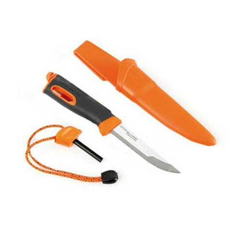 LIGHT MY FIRE Swedish FireKnife Orange One Size