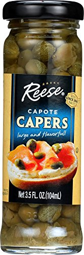 Reese Capote Capers, 3.5-Ounces (Pack of 12)